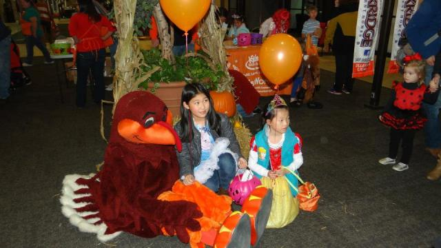 Hokie Bird 4